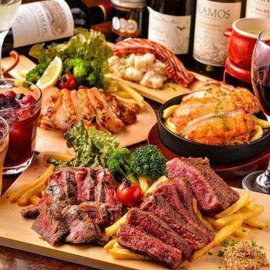 お肉料理食べ放題 個室居酒屋 隆盛‐Ryusei‐新宿東口店  コースの画像