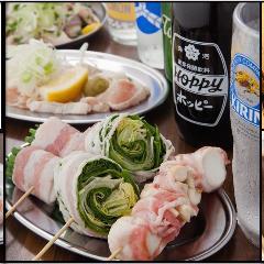 肉マキ野菜串 ヤオ屋 練馬店