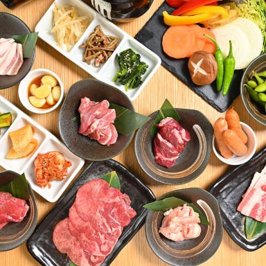 黒毛和牛 焼肉食べ放題 和牛LAB すすきの店 コースの画像