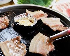 チーズタッカルビ 韓国料理 李朝園 住道店