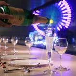 お料理と合わせてワインをお楽しみ下さい♪種類豊富にご用意。