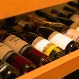 リーブフラウミルヒ・リースリング(ドイツ)や、ドメーヌ・デアッド・シャブリ(フランス)など白ワインも豊富にございます。