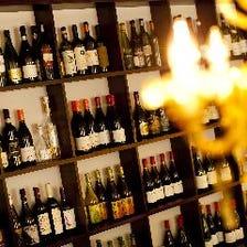 北海道の旬の味覚×道産希少ワイン