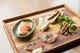 岡山県吉田牧場さんのチーズが3種類味わえます♪