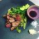 黒毛和牛ヒレステーキ おすすめの食べ方は岩塩と西洋わさびです