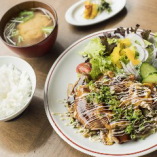 徳島阿波美豚 とん平焼ランチ