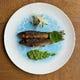 徳島県産すだち鮎のコンフィ。 頭から丸ごと召し上がれます♪