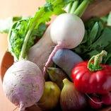 こだわりの淡路野菜