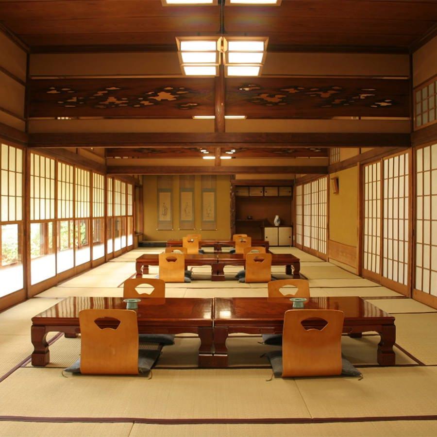 和の風情感じる上質な座敷個室