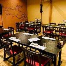 ◆最大50名様収容可能な宴会個室◆