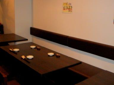 牛たんと鶏すき 広島赤鶏の店 てごう屋 店内の画像