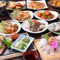牛たんと鶏すき 広島赤鶏の店 てごう屋