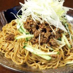 汁なし九龍麺(汁なしタンタン麺)