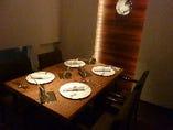 テーブル席(~6名様)