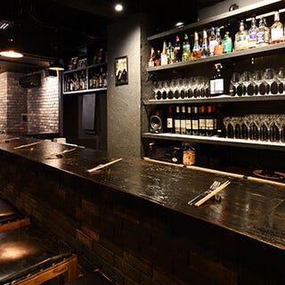 WINE&DINING/BAR cicci  店内の画像