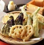 【2時間飲み放題付】揚げたてサクサクの天ぷらをご堪能頂けるコース 5,000円(税抜)!