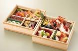 京の松華堂弁当 10000円