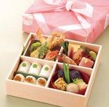 京の松華堂弁当 3000円