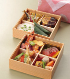 京の松華堂弁当 5000円
