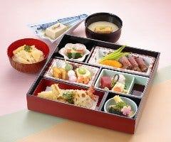京の懐石弁当