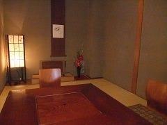 前田 すっぽん料理  店内の画像