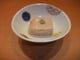 小鉢の一品 自家製ごま豆腐