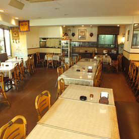 インド料理 タージ・マハル 江戸川橋  店内の画像