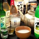韓国のお酒と言えばマッコリ! 韓国料理に良く合います!