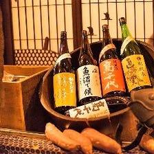 地元熊谷の蔵元 権田酒造の日本酒