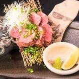 地元野菜や日本酒、お肉など、素材からこだわる当店の本格和食。
