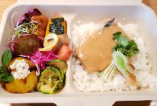 鯖の味噌煮とおばんざい弁当