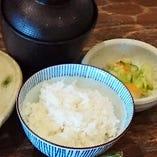 米は茨城コシヒカリを使用