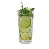 Lime Mint Sour
