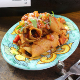 Chicken Taquitos Mexican spring roll salsa sauce チキンタキートス メキシコ風春巻き サルサソースで