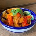 Vegetables and salt lemon Ratatouille 色々野菜と塩レモンのラタトゥイユ
