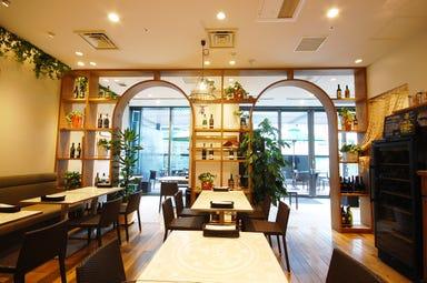 OTTIMO KITCHEN ワテラス御茶ノ水 店内の画像
