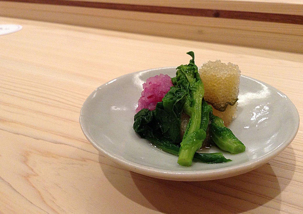 ◆四季折々の素材でつくる一品料理