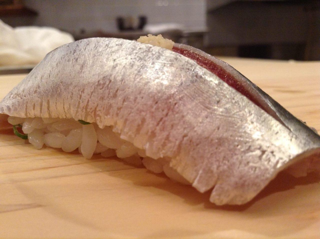 ◆豊かな海の幸による極上のお寿司