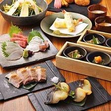 恵比寿屋の宴会コース