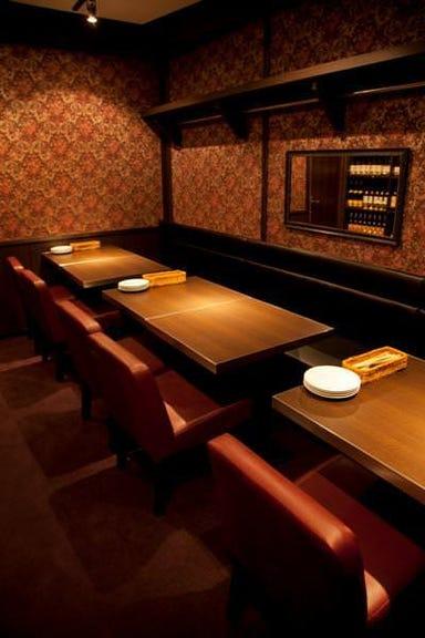 ワイン厨房 tamaya otsuka  店内の画像