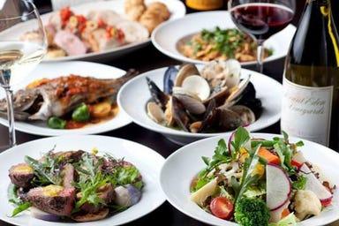 ワイン厨房 tamaya otsuka  コースの画像