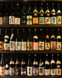日本酒・焼酎など様々な味わいと季節酒も取り揃えております。