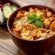 ◆ 土・日・祝日 人気メニュ- とろ~り比内地鶏親子丼 ◆