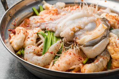 韓国料理 サムギョプサル ナッコプセ ばぶばぶ 梅田店 メニューの画像