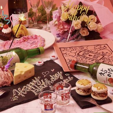 韓国料理 サムギョプサル ナッコプセ ばぶばぶ 梅田店 こだわりの画像
