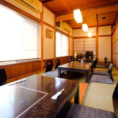 日本料理 しの田  店内の画像