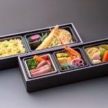 FOODEX2020お弁当グランプリ優秀賞受賞お届けいたします。