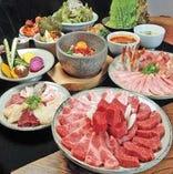 【平日限定】焼肉食べ放題