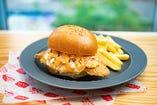 チーズシュニッツェルバーガー/Cheese Schnitzel Burger