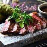 国産黒毛和牛45日熟成ドライエイジドビーフサーロインステーキ